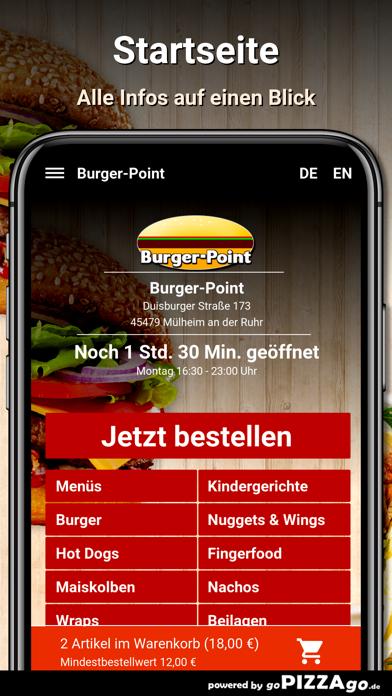 Burger-Point Mülheim screenshot 2