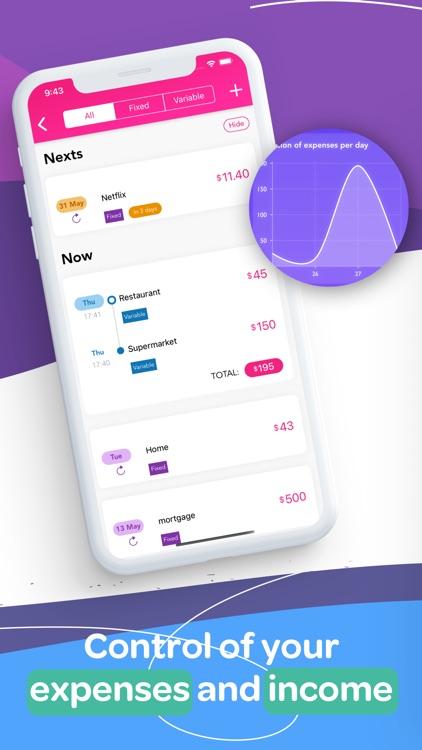 Moneyhero - Daily expenses screenshot-4