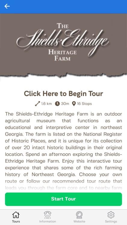 Shields Ethridge Heritage Farm