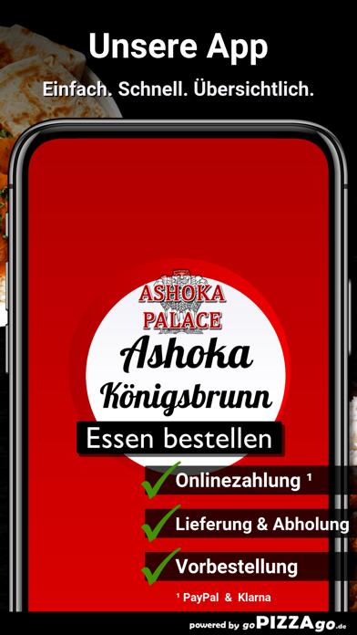 Ashoka Palace Königsbrunn screenshot 1