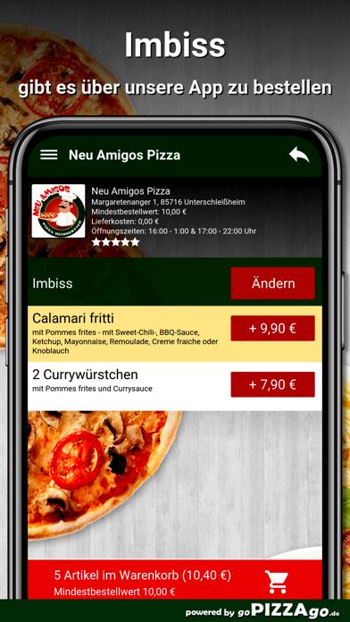 Neu Amigos Unterschleißheim screenshot 6
