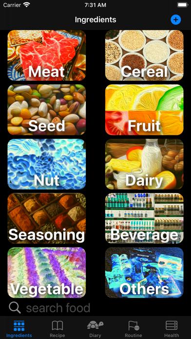FoodHealthDiary紹介画像2