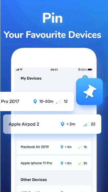 Air Tracker - Bluetooth Finder screenshot-8