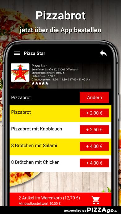 Pizza Star Offenbach screenshot 5