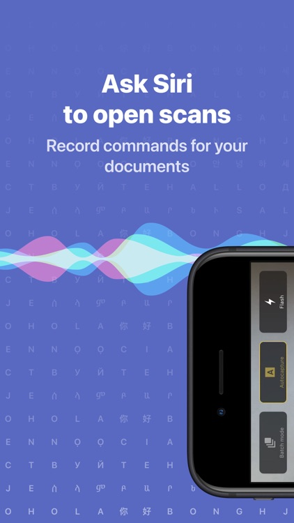 FineReader: PDF Scanner App screenshot-4