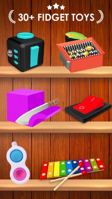 Fidget Toys 3Dのおすすめ画像1