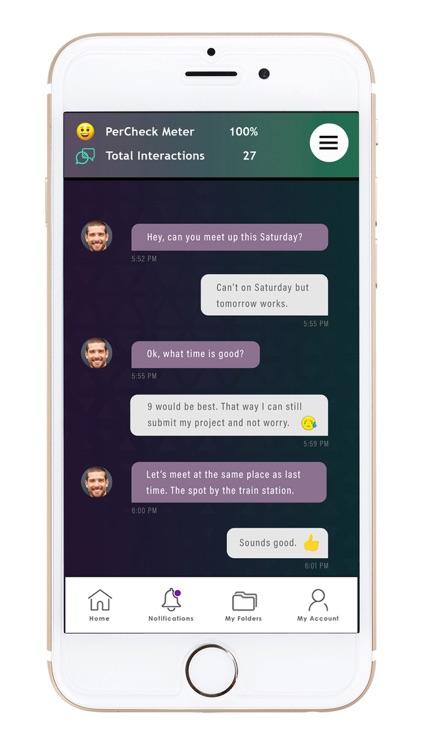 PerCheck App screenshot-5