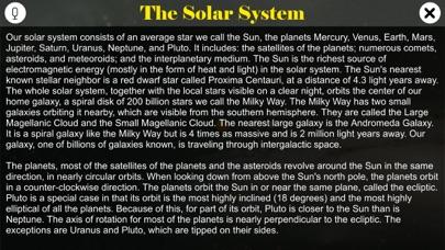 Learn Solar System screenshot 1