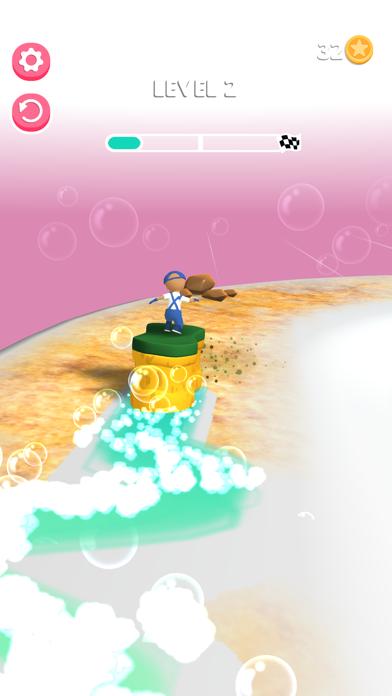 Sponge Surfer screenshot 3