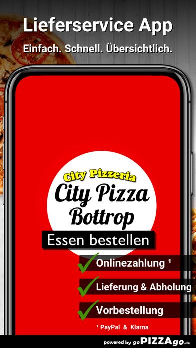 City Pizzeria Bottrop screenshot 1
