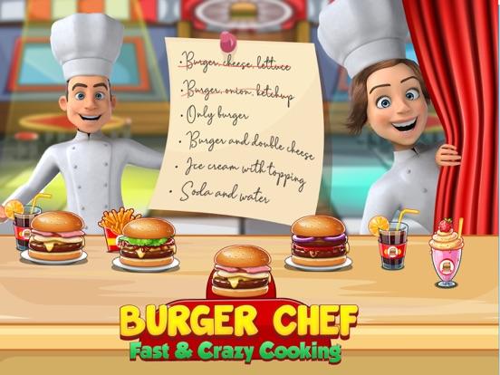 Burger Chef – Restaurant Games screenshot 6