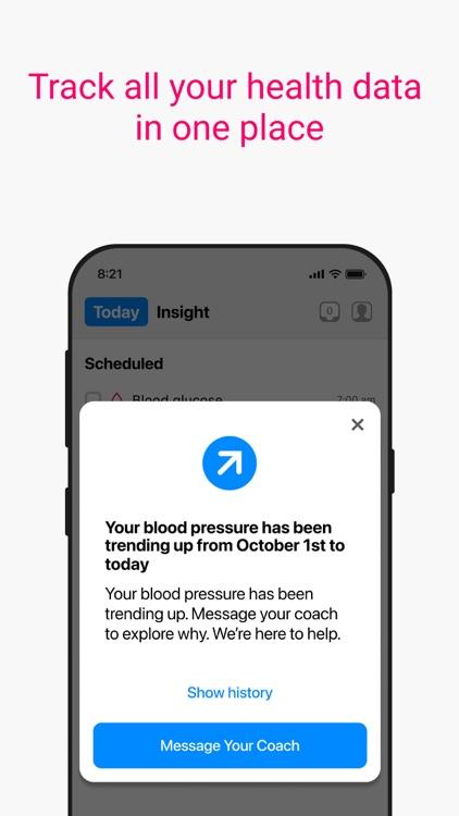 One Drop: Better Health Today screenshot-4