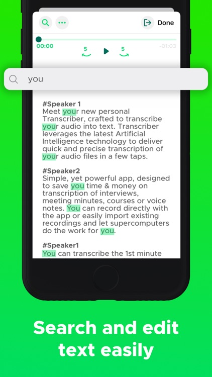 Transcribe Voice Notes to Text screenshot-4