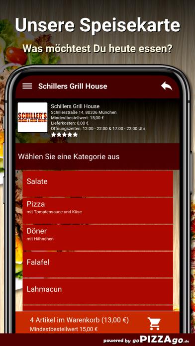 Schillers Grill House München screenshot 4