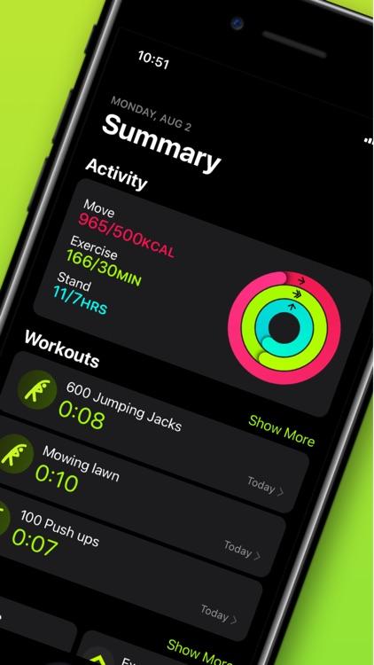 WorkOther - Add Watch Workouts screenshot-1