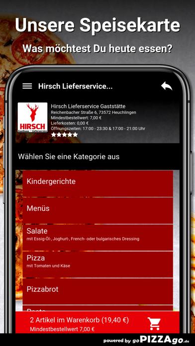 Hirsch Heuchlingen screenshot 4