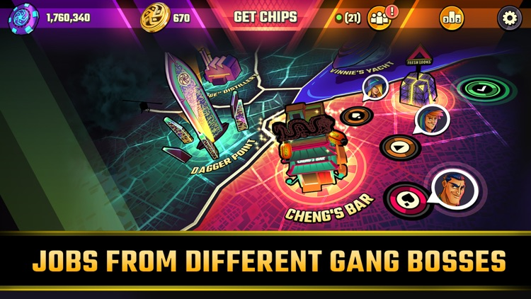 Fresh Deck Poker – Mafia World screenshot-5