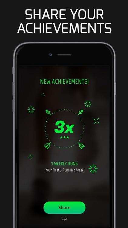 Running Distance Tracker Pro screenshot-9