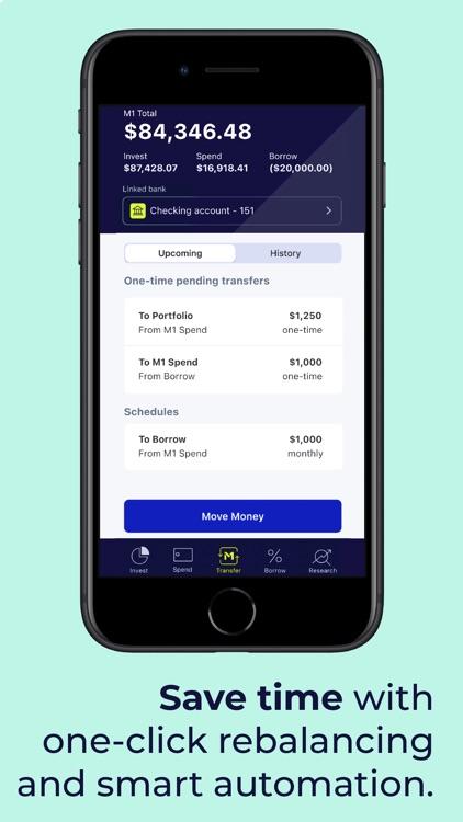 M1 Finance: Yours to build. screenshot-4