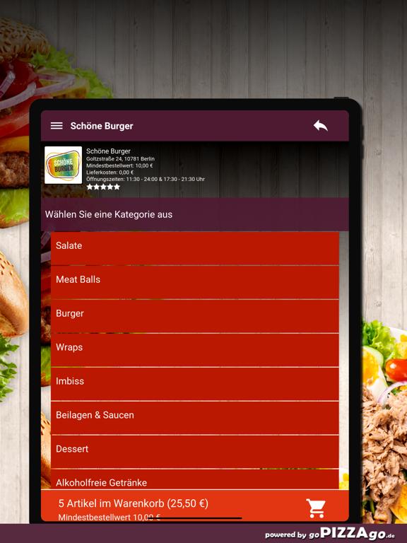 Schöne Burger Berlin screenshot 8