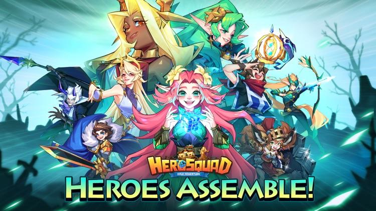 Hero Squad - Idle Adventure