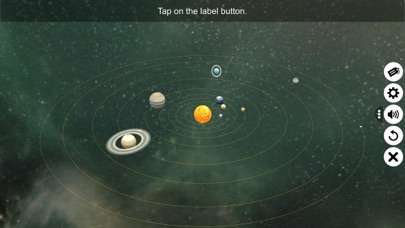 Learn Solar System screenshot 2