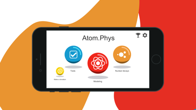 Atom.Phys - Atom constructor Screenshot