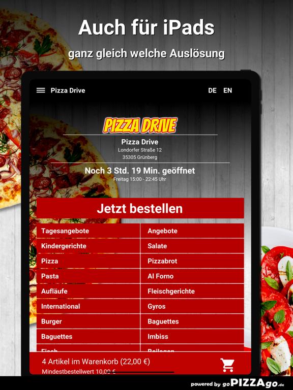 Pizza Drive Grünberg screenshot 7