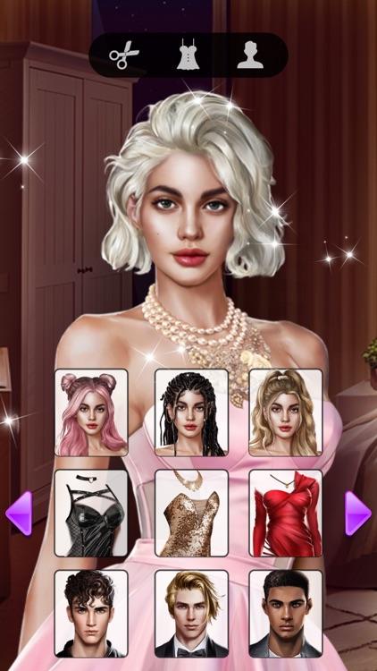 Fancy Love: Interactive Story