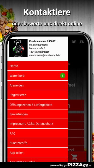 Roma Kaiserslautern screenshot 3