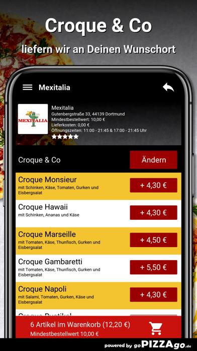 Mexitalia Dortmund screenshot 6