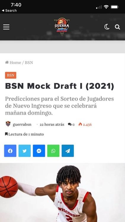 Guerra BSN screenshot-5