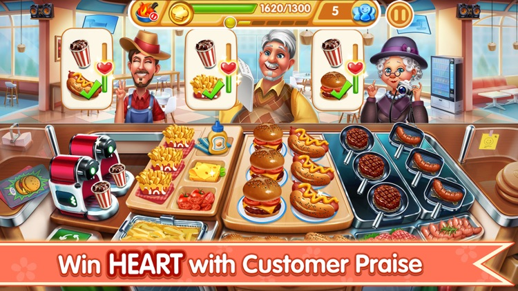 Cooking City - Restaurant Game screenshot-4