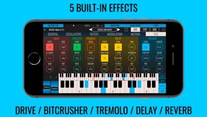 BLEASS Alpha Synthesizer