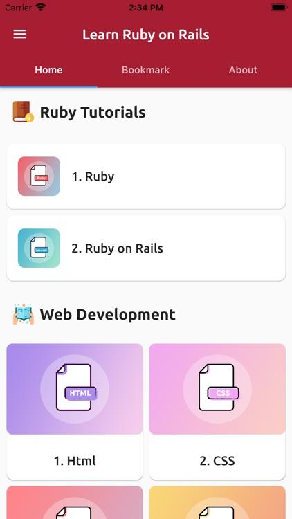Learn Ruby Programming 2021
