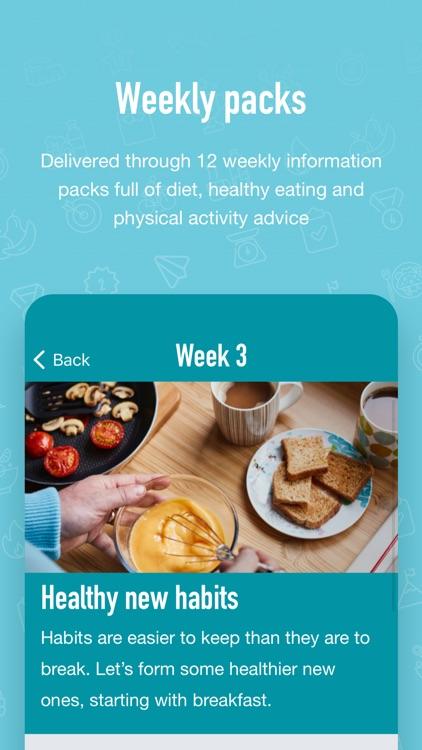 NHS Weight Loss Plan screenshot-6