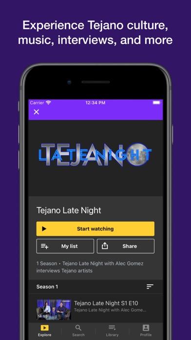 Tejano360+ screenshot 3