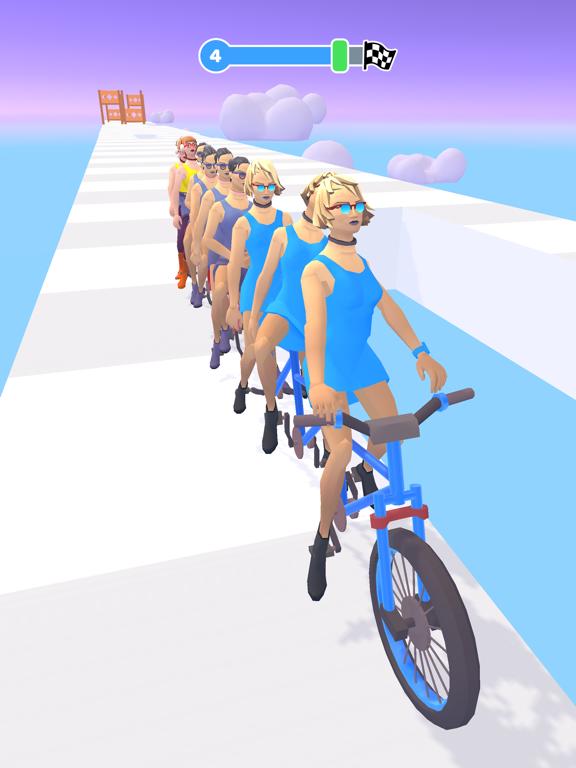 Bike Runners screenshot 5