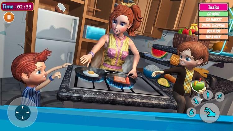 Virtual Mother : Baby Life Sim screenshot-3