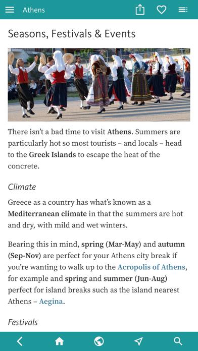 Athens' Best: Travel Guide screenshot 10