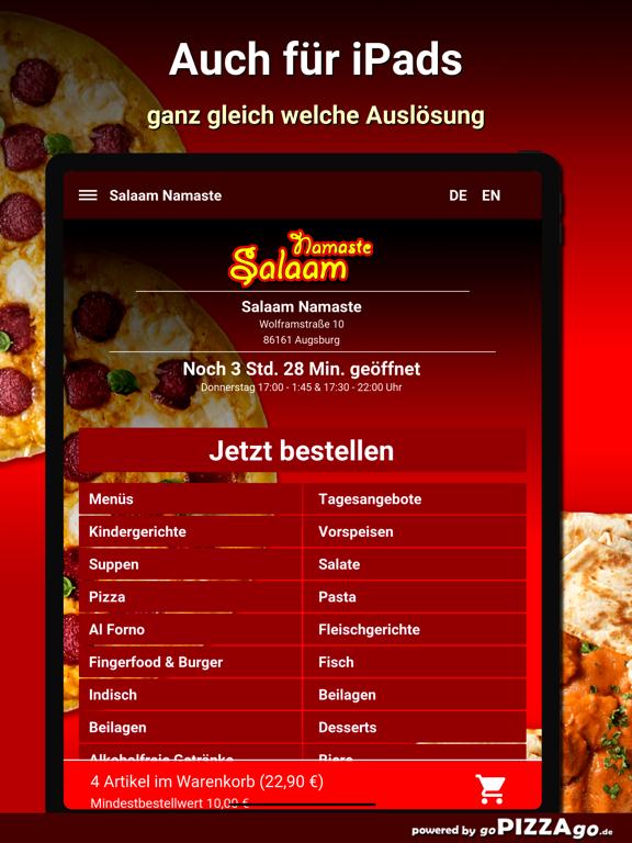 Salaam Namaste Augsburg screenshot 7