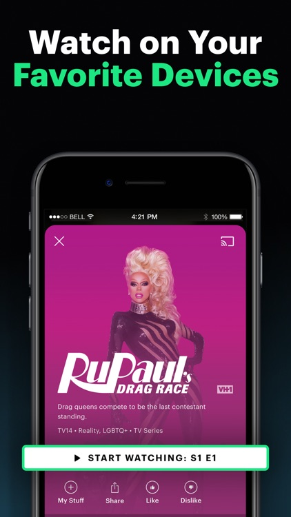 Hulu: Stream movies & TV shows screenshot-4