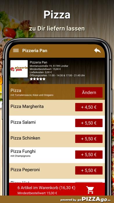 Pizzeria Pan Lindlar screenshot 5