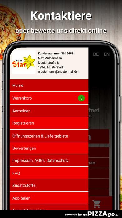 Pizza Star Soest screenshot 3