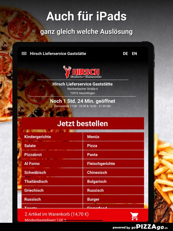 Hirsch Heuchlingen screenshot 7