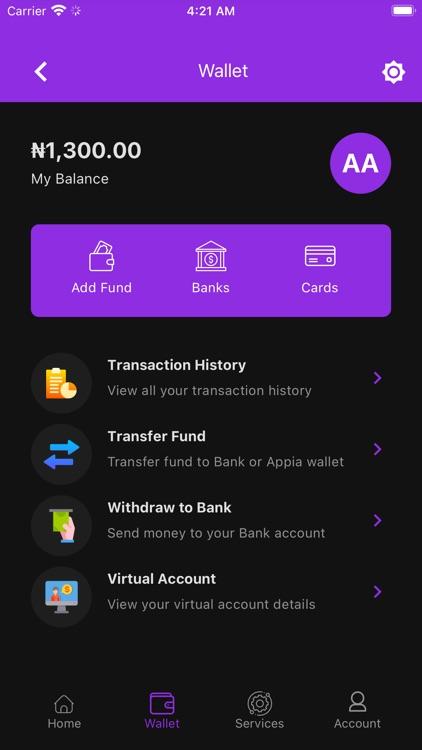 Appia App screenshot-7