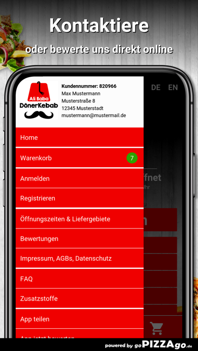Ali Baba Bitterfeld-Wolfen screenshot 3