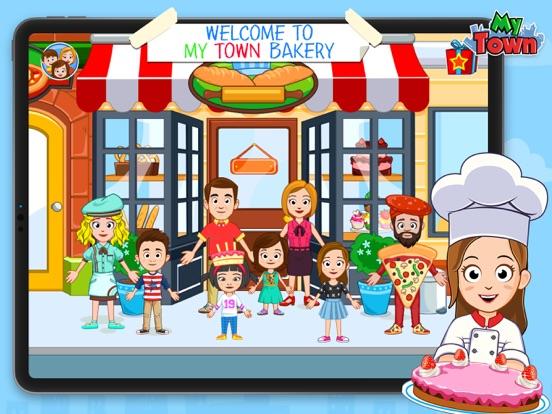 My Town : Sweet Bakery Empire screenshot 6