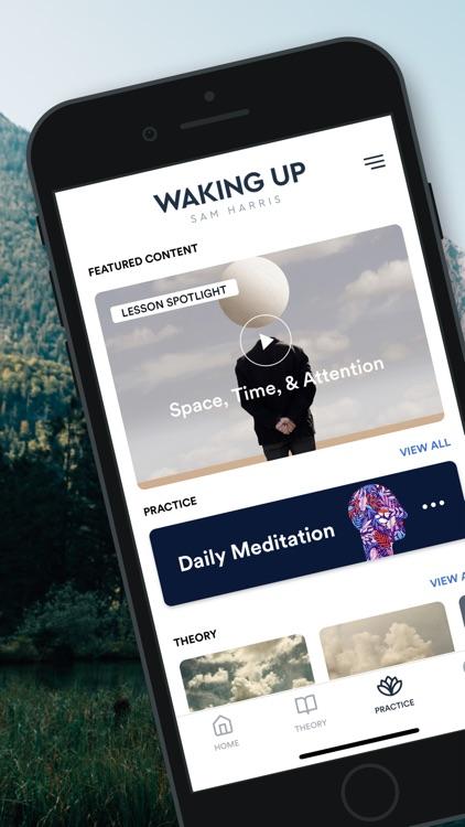 Waking Up: Guided Meditation screenshot-0