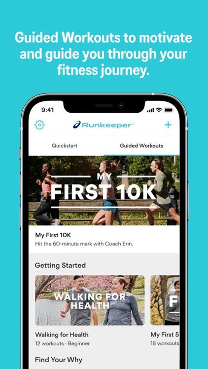 Runkeeper—Distance Run Tracker screenshot-4